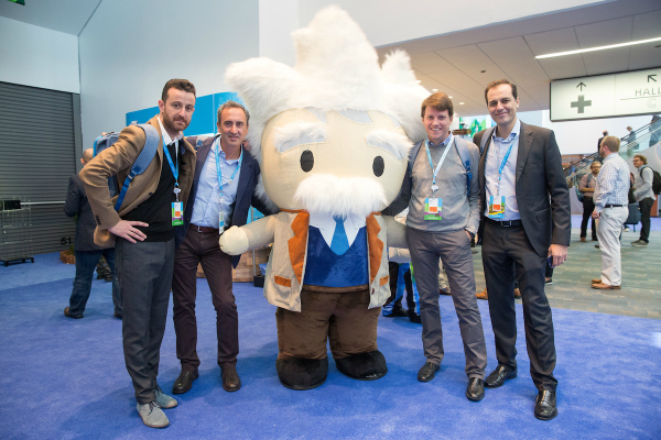 Dive into innovation at Salesforce World Tour Sydney