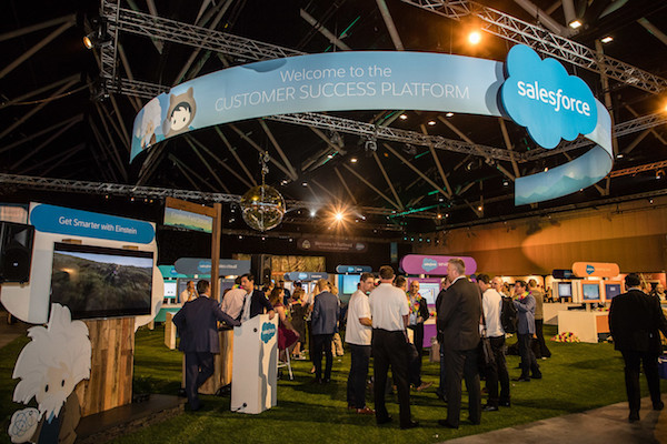 Here's what happened at the Salesforce World Tour Sydney