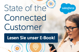 Lesen Sie unser E-Book: State of the Connected Customer
