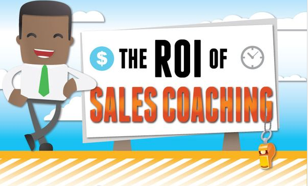 The ROI of Sales Coaching [Infographic]