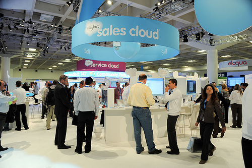 4 Reasons Sales and Customer Service Managers Will Love Dreamforce
