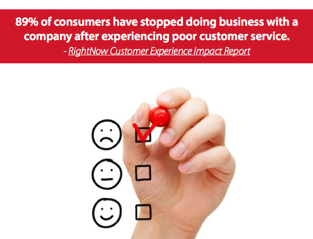 Customer Service Stats: 55% of Consumers Would Pay More for a Better Service Experience