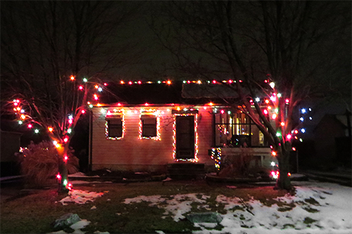 How to Power Your Christmas Lights with Salesforce