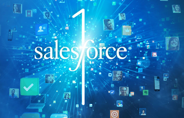 Adoption of Salesforce1 Soars as Companies Move to the Social, Mobile and Connected Cloud