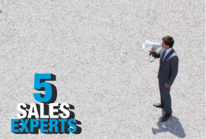 5 Experts On What Makes a Great Sales Manager