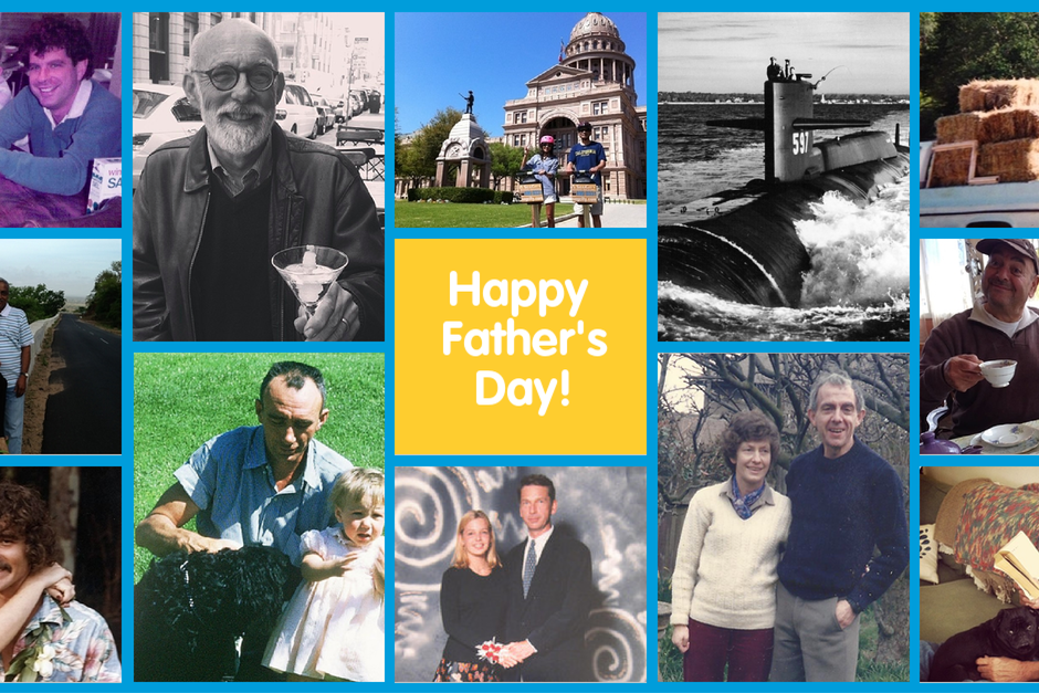 10 Salesforce.com Employees Share Life Lessons from Dad