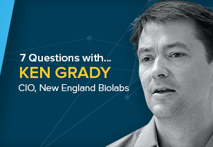 IT Visionaries: New England Biolabs' CIO on Building Connected Customer Products