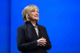 Hillary Clinton at Dreamforce: Education, Tech, and a Little Bit of Politics