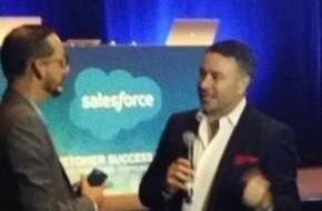 "Salesforce Essentials brings customer stories to life ""It's a crazy thing!"""