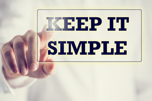 Marketing Should Be Made As Simple As Possible. (But Not Simpler).