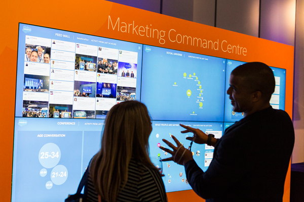 5 Must Sees for Marketers at Salesforce World Tour London