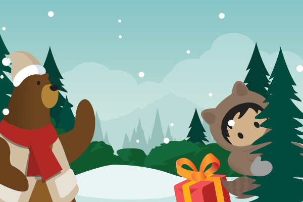 What if the North Pole ran on Salesforce 2017 Edition