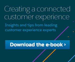 Creating a connected customer experience e-book