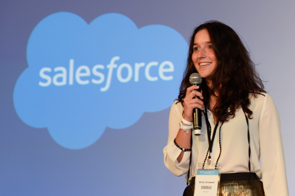 A Day in the Salesforce Life: Alice Grasset, Marketing Manager, Spain, Italy & Emerging Markets