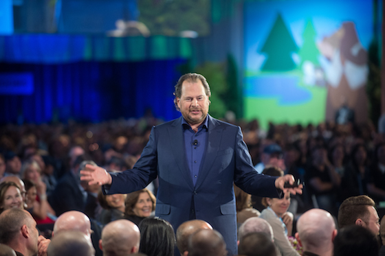 Ten Quotes From the Dreamforce '16 Keynote to Get Inspired By