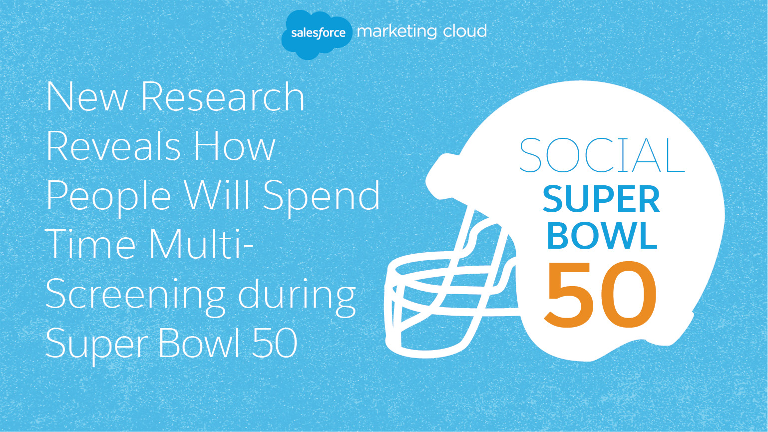New Research Reveals How People Will Spend Time Multi-Screening During Super Bowl 50