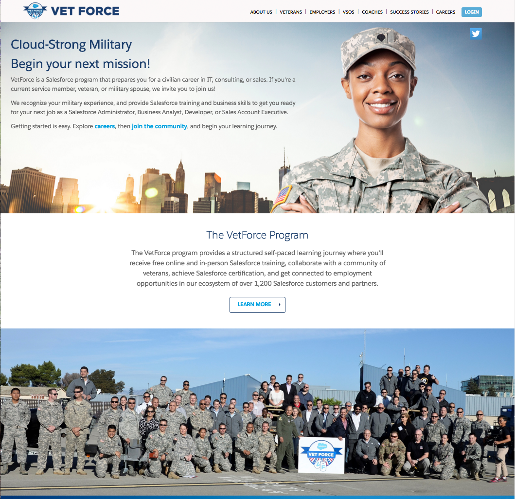 VetForce Launches One of the Most Innovative Veteran Training Programs in the Industry