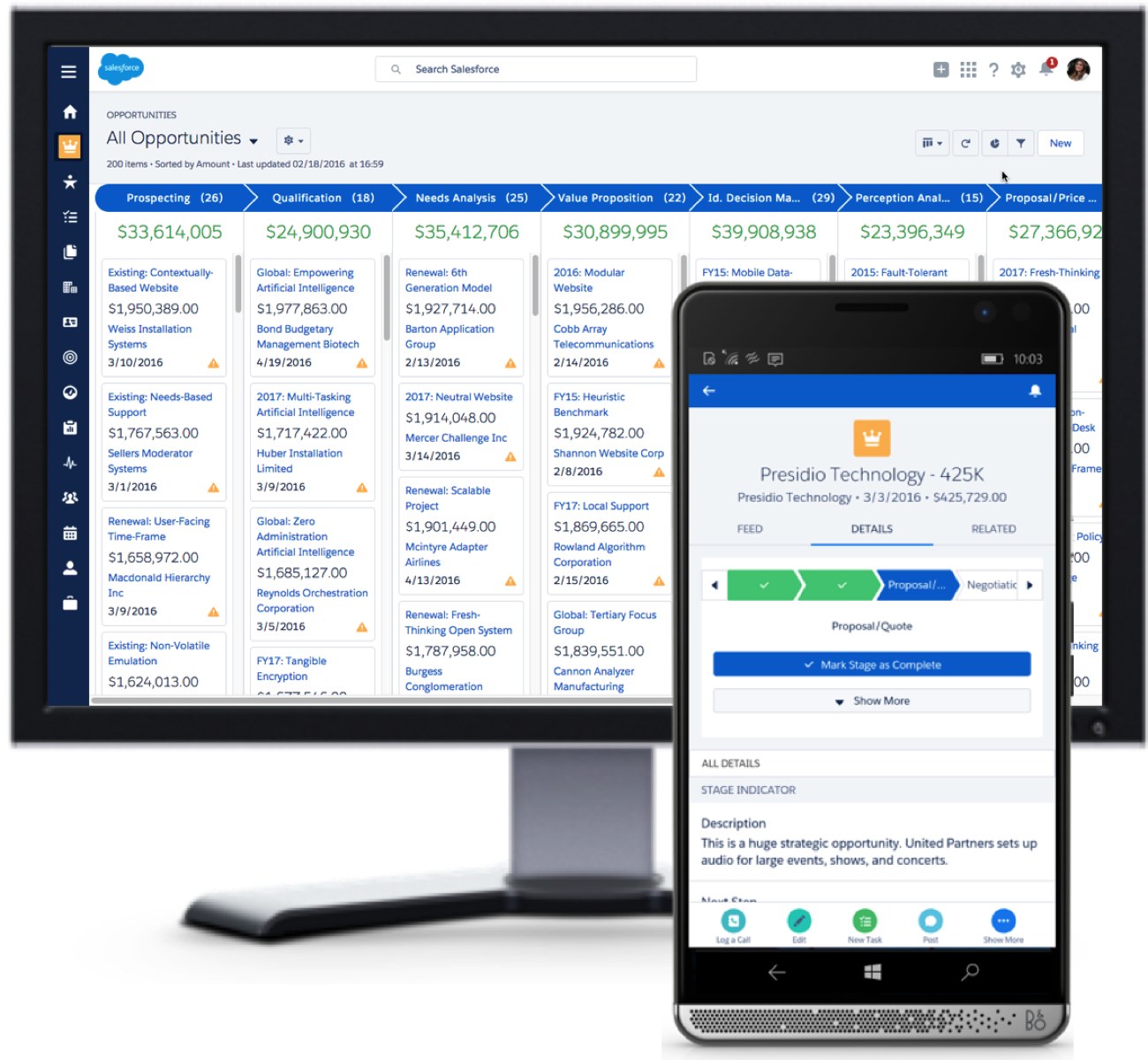 Salesforce Partners with HP on New Next-Gen Mobile Computing Platform for a Seamless Work Experience