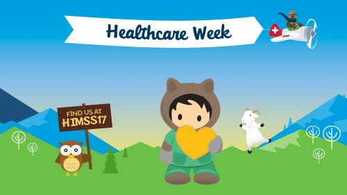 #HIMSS17 — Salesforce Partners are Extending the Power of Health Cloud to Improve the Entire Care Experience