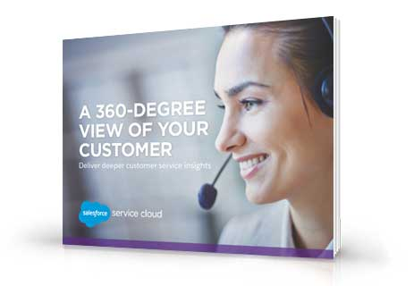 360-Degree View of Your Customers: A New Salesforce E-book