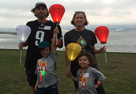 How One Salesforce Employee Beat Cancer and Helped Raise Over $1 Million