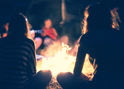 Creating Campfire Communities With Social Media