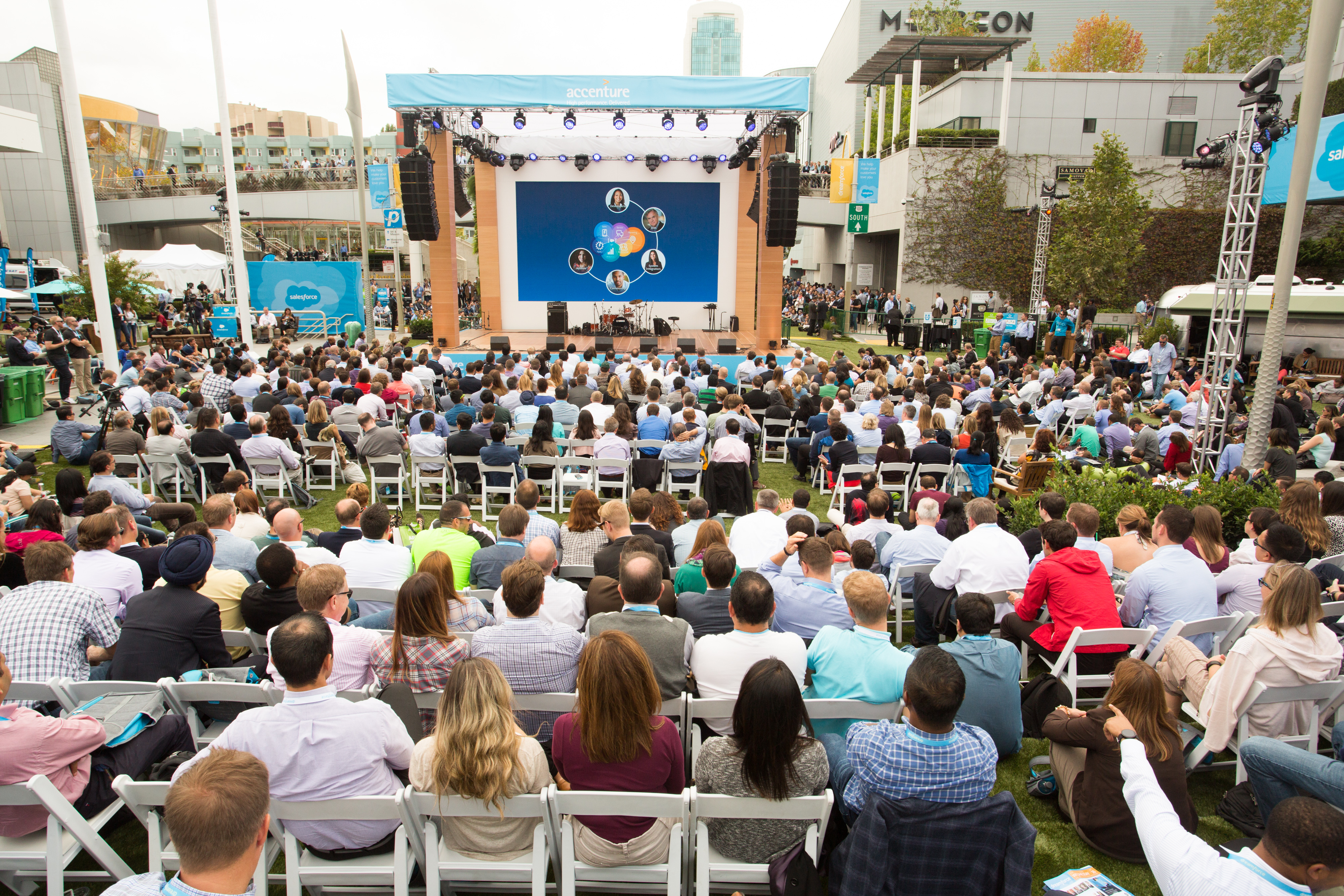 What Small and Medium Businesses Learned at Dreamforce '15