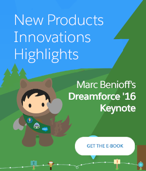 Get the 2016 Dreamforce Keynote ebook