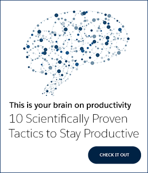 Productivity Tips Interactive