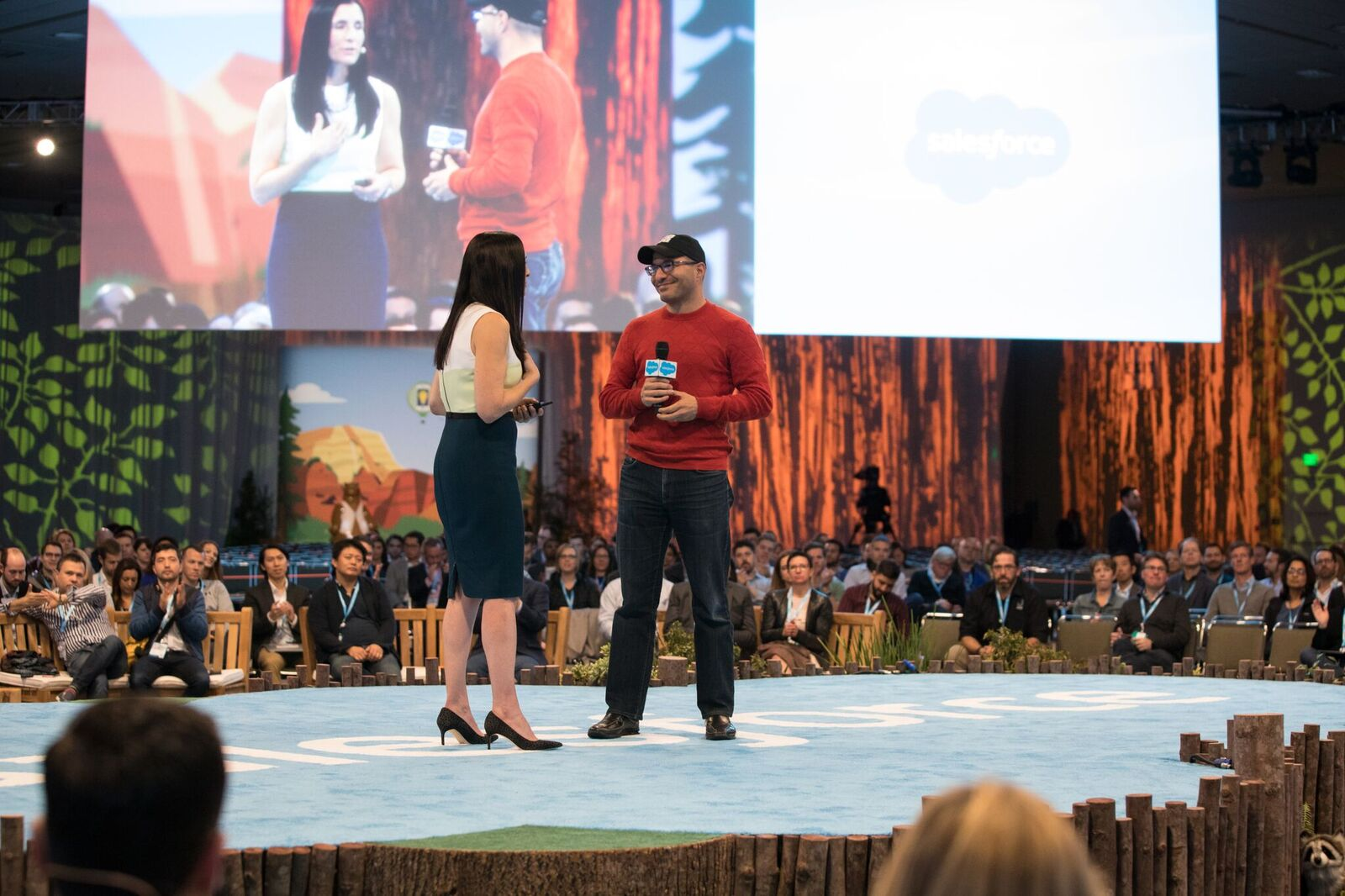 14 Pieces of Advice for SMBs from Dreamforce