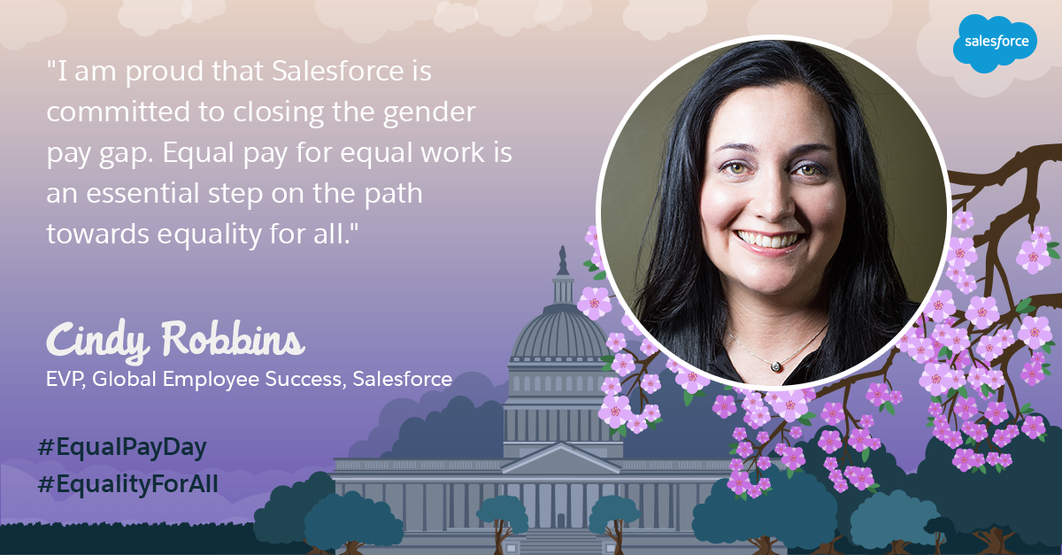 5 Reasons Why Salesforce is a Great Place for Women to Work