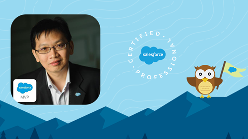 Admin, Developer, Architect, MVP, Author, User Group Leader: My Salesforce Journey of Firsts