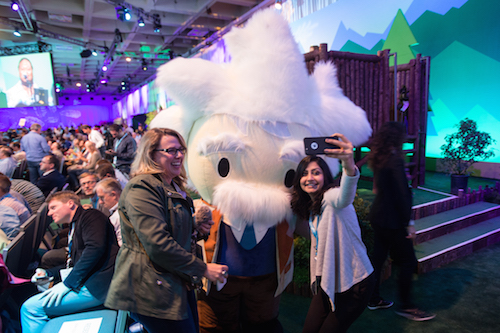 Dreamforce '16 in Tweets!