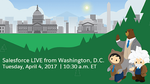 Get a Front Row Seat to the D. C. Salesforce World Tour from Anywhere