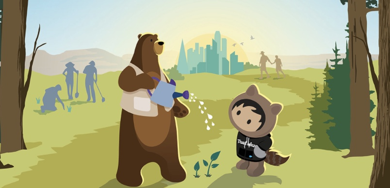 Give Back to the Planet at Dreamforce '17