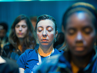 How Compassion and Mindfulness Are Changing Dreamforce