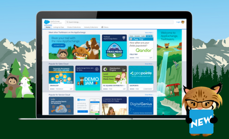 Introducing the New AppExchange: Now the Salesforce Store