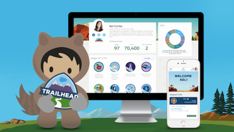 Salesforce Introduces myTrailhead—Reinventing Learning For Every Trailblazer