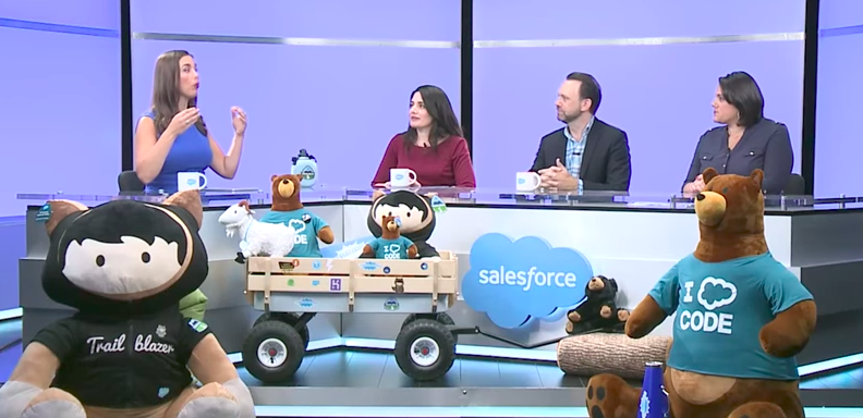 Part Family Reunion, Part Jamboree: The Road to Dreamforce Is Back