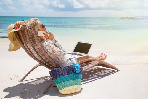 Beat the Summer Slump with these 9 Productivity Tips