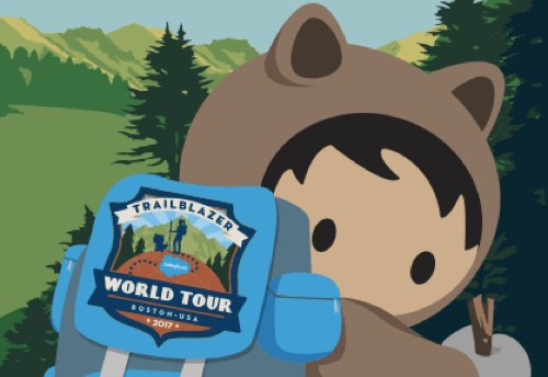 Take Part from Anywhere: The Salesforce World Tour Boston