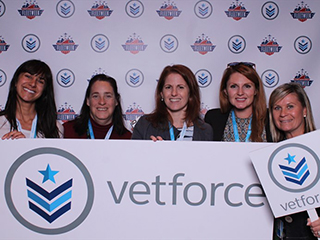 Vetforce Reports for Duty at Dreamforce '16