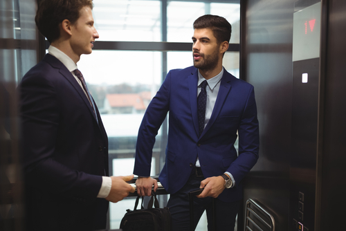 What's Your 118? - How to Perfect Your Elevator Pitch