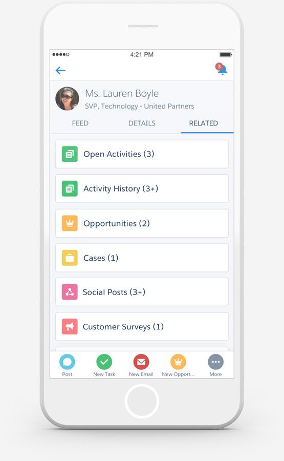 contact management software