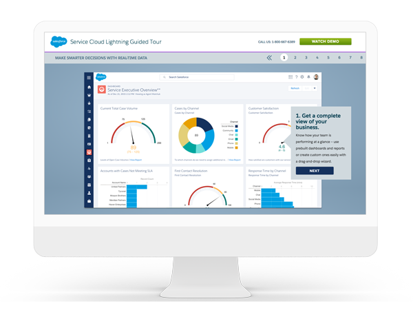 Service Cloud: Customer Service Software & Support Software ...